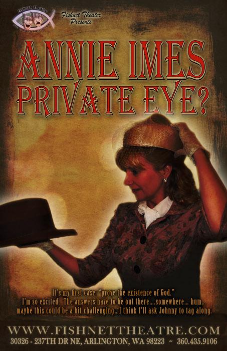 Annie Imes - Private Eye?